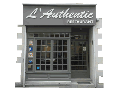 L'Authentic Restaurant de fouée, fouace et de cuisine traditionnelle à angers